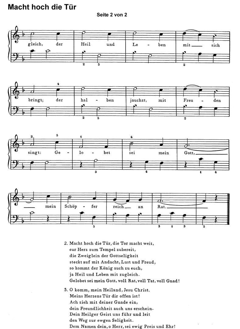 Weihnachtslieder Klaviernoten Kostenlos Ausdrucken.10 Bekannte Weihnachtslieder 1 Klaviernoten Download